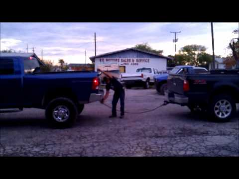 2010 dodge 2500 vs 2008 ford f 350 ford s