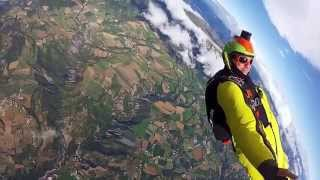 Gap France  city pictures gallery : wingsuit Saumur / Gap (France)