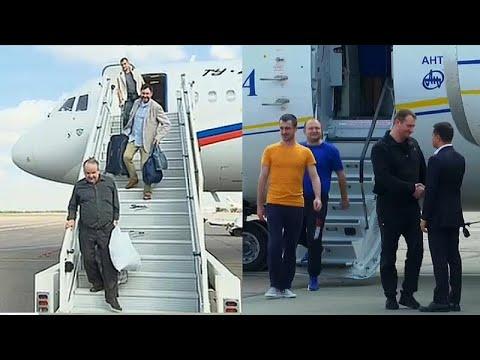 Ukraine/Russland: Gefangenen-Austausch Kiew-Moskau «e ...