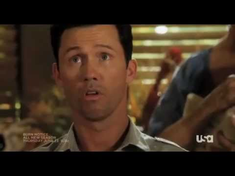 Burn Notice 5.15 Clip