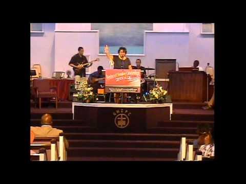 Pentecost Sunday 2012 - Christina Brogdon (There is No One Else Like You)