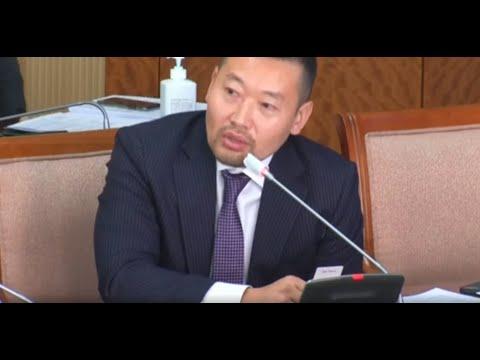 Х.Ганхуяг: Төрийн байгууллагуудад аудитаас санхүүгийн шалгалт хийж байна уу?