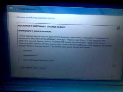 Πως να κάνετε format και εγκατάσταση τα windows 7