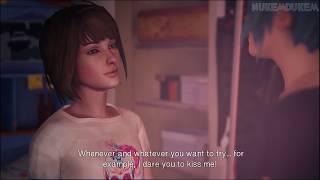 Life is Strange Kiss Chloe & Don't Kiss Chloe Chaos Theory Episode 3