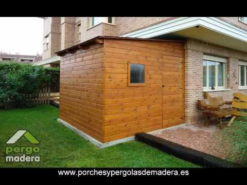 casetas jardin madera videos videos relacionados con