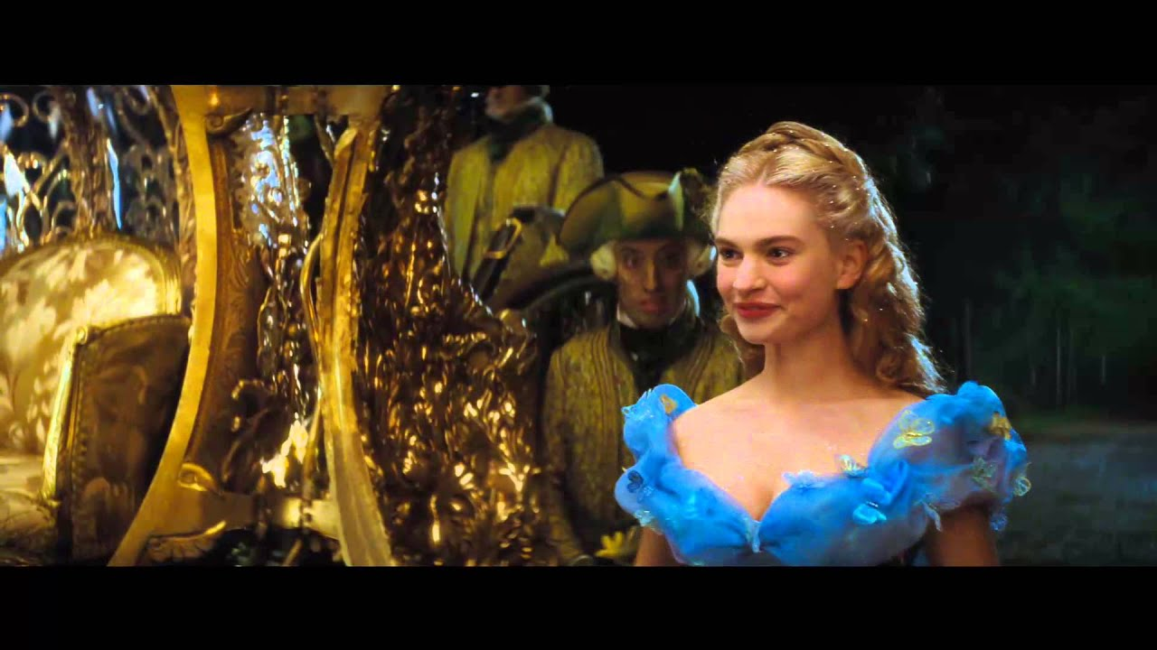 Have Courage and Be Kind and Watch This Cinderella Trailer
