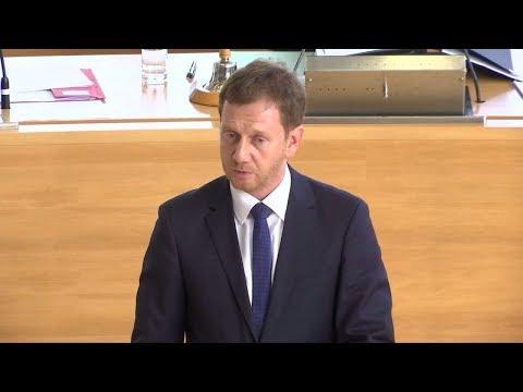 Umfrage: Sachsen-Groko ist angeschlagen, AfD stark, G ...