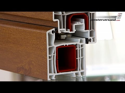 Isolierfenster aluplast IDEAL 5000 Produktvideo - fensterversand.com TV