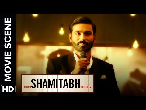 Video Dhanush does not want to be called Sir | Shamitabh | Movie Scene download in MP3, 3GP, MP4, WEBM, AVI, FLV January 2017