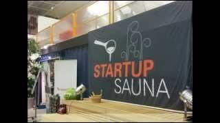 Week 1: BBQ at Startup Sauna