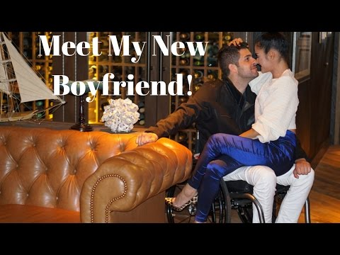 Video MEET MY NEW BOYFRIEND | WHEELCHAIR LIFE download in MP3, 3GP, MP4, WEBM, AVI, FLV January 2017