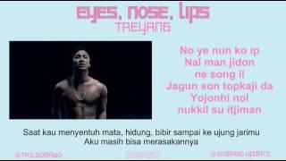 Video TAEYANG- EYES, NOSE, LIPS [MV, EASY LYRIC, LIRIK INDONESIA] MP3, 3GP, MP4, WEBM, AVI, FLV Agustus 2018