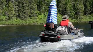 9. Journée de pêche en Argo
