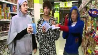 Video [Eng] You are Beautiful EP11 Cut - Supermarket Scene MP3, 3GP, MP4, WEBM, AVI, FLV November 2017