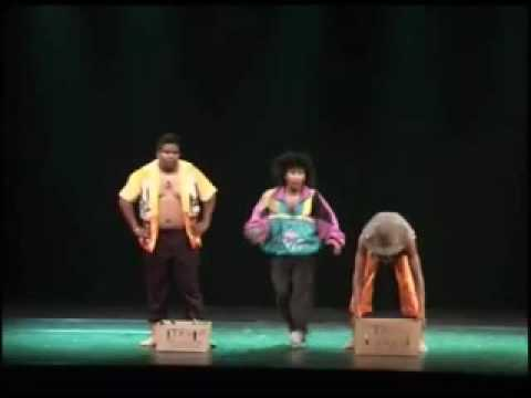 Vandèr Tang - Teat La Kour