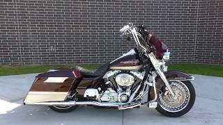 10. 713574   2007 Harley Davidson Road King   FLHR - Used motorcycles for sale