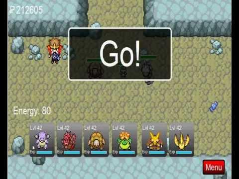 Pokemon Tower Defense Rock Tunnel - Giant Onix and Shiny Voltrob walktrough