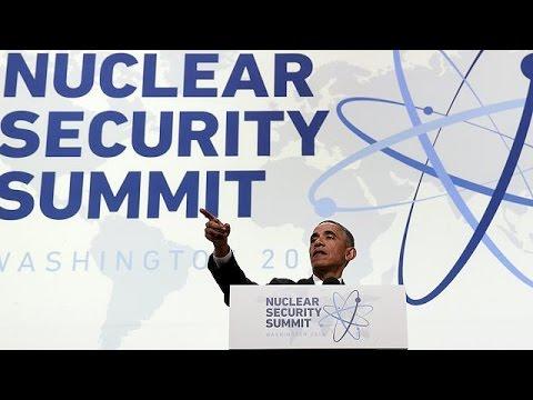 Ομπάμα: Διεθνής συνεργασία για να μην πέσουν στα χέρια τρομοκρατών πυρηνικά όπλα