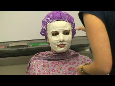Maske bauen