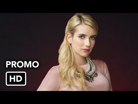 Scream Queens Season 1 (Promo 'New Pop Culture Phenomenon')