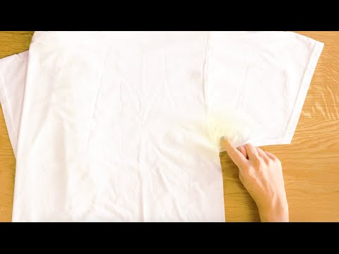 How To Remove Armpit Stains From T-Shirts - DIY$ by Perk