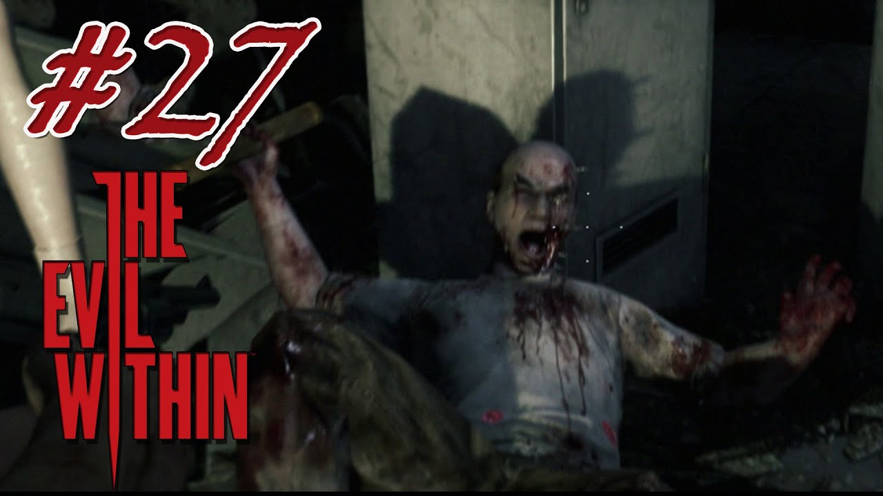 [Let's Play] The Evil Within – 27 – Zwei Minuten Spaß