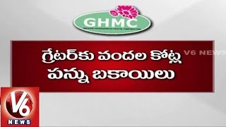 Celebrities Top The List Of TAX Defaulters - Hyderabad (13-02-2015)