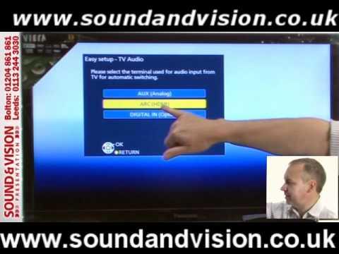 Panasonic SC-BTT270(SCBTT270EBK)Video Review Bluray Home Ci