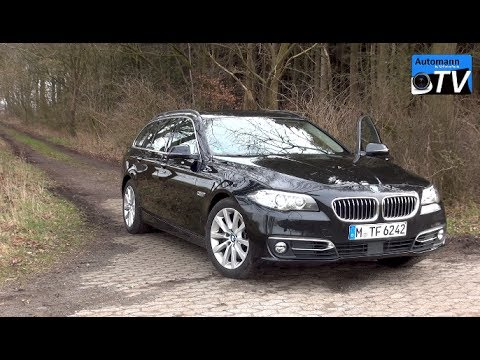 2014 BMW 530xd Facelift LCI Touring – DRIVE & SOUND (1080p)