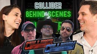 Behind the Schmoedown: Collider Collision - Collider Behind the Scenes & Bloopers by Collider