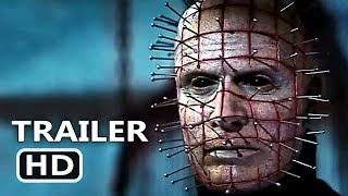 Nonton HELLRAISER JUDGMENT Official Trailer (2018) Pinhead New Movie HD Film Subtitle Indonesia Streaming Movie Download