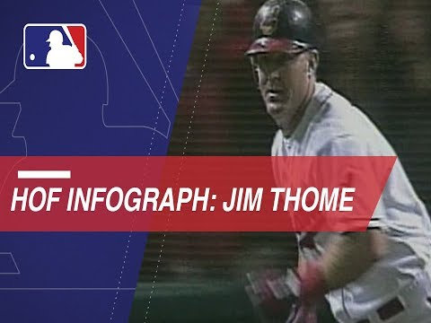 Video: Thome elected to Hall of Fame in first year on ballot