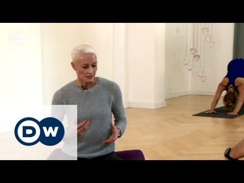 Patricia Thielemann von Spirit Yoga in Berlin im Interview.