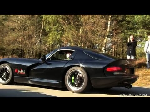 Dodge Viper GTS Heffner Performance