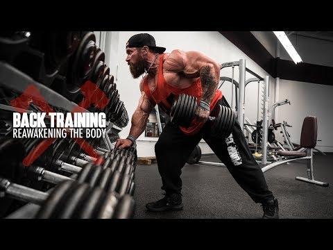 Back Training and Reawakening the Body   Seth Feroce