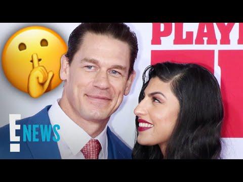 John Cena Marries Shay Shariatzadeh in Secret Ceremony   E! News