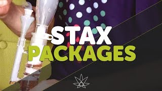 Stax packages  //  420 Science Club by 420 Science Club