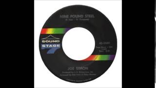Download Lagu Joe Simon - Nine Pound Steel Mp3