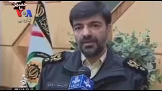 خوشگذرانی های پرهزینه سرداران پلیس رژیم از جیب ملت ایران