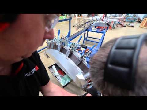 Quartzcoil - Stator Bar Manufacture