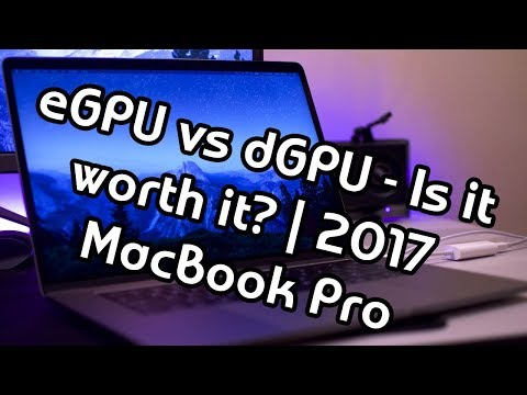 , title : 'Is an eGPU worth it with a 2017 MacBook Pro? (Radeon Pro 560)'