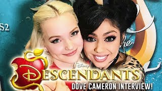 "I'm pleased to bring you an exclusive interview with Dove Cameron, star of the upcoming Disney Channel film, Descendants 2! It was incredible to hang out with Dove again and ask her a few questions about the movie, as well as some of her favorite things right now! Hope you enjoy! - Charisma StarWant to know me more? Come hang out with me:SNAPCHAT: ""Charisma.Star""PERISCOPE: ""CharismaStar""FACEBOOK: http://www.facebook.com/CharismaStarTVTWITTER: http://www.twitter.com/CharismaStarTVCharis' INSTAGRAM: ""CharismaStar""NEW! I have a PO Box (finally)!Charisma Star TVPO Box 55193North Pole, AK 99705FOR BUSINESS INQUIRIES, please email:charismastar@mattermediagroup.com Camera: Sony a7sEditor: Final Cut Pro"