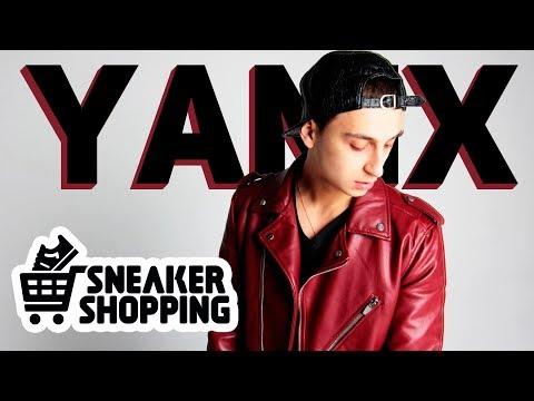 YANIX в шоу «SNEAKER SHOPPING»