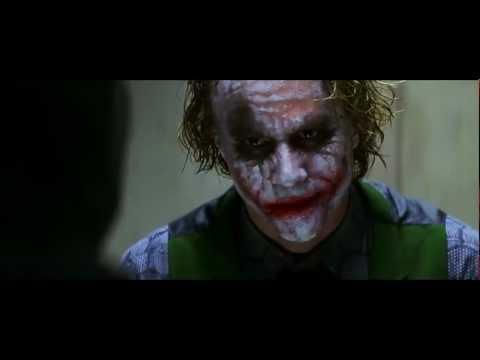 Batman and Joker conversation in Hindi -The Dark Knight