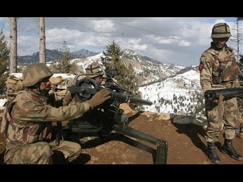 Pak army destroying Indian Army and their base camps in Kashmir as reply