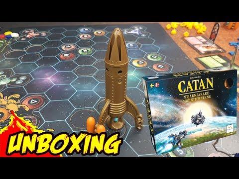 Catan: Starfarers - Unboxing