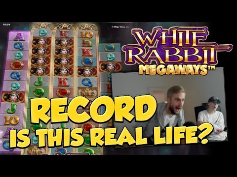RECORD WIN!?? White Rabbit Big win – Casino – Online slots – Jackpot