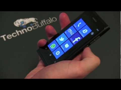 nokia lumia 800 - Nokia Lumia 800 Review Nokia is putting a lot on the line with the release of the Lumia 800. Running Windows Phone 7.5, the device is something Nokia's CEO S...