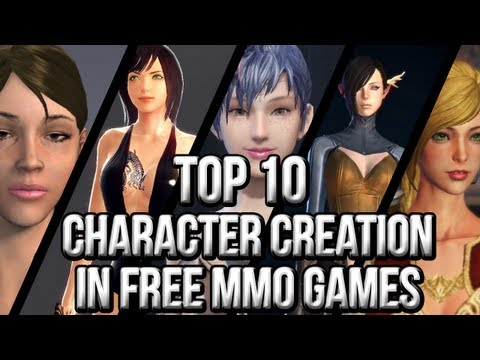 character creation - http://www.freemmostation.com/features/top-10-character-creation-in-free-mmo-games/ Character creation systems are a vital part of MMOs nowadays and we can l...