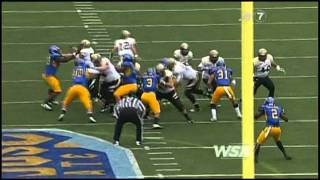 Duke Ihenacho vs Idaho 2011